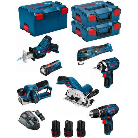BOSCH Kit 12V BMK7-28ED3 (GSB 12V-15 GDR 12V-105 GKS 12V-26 GOP 12V-28 GSA 12V-14 GLI 12V-80 GHO 12V-20)