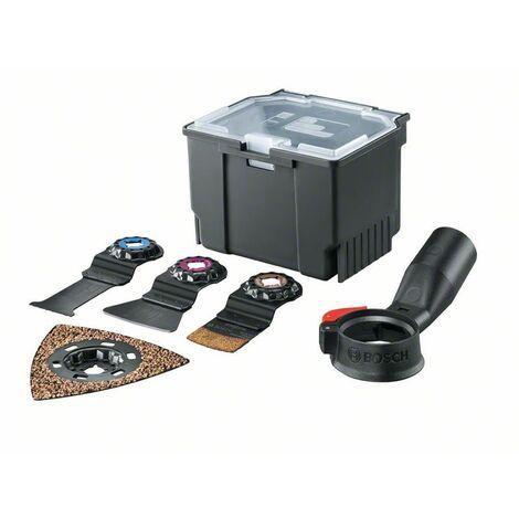 Bosch Kit Starlock 5 pièces, Pose de carrelage - 2609256F48