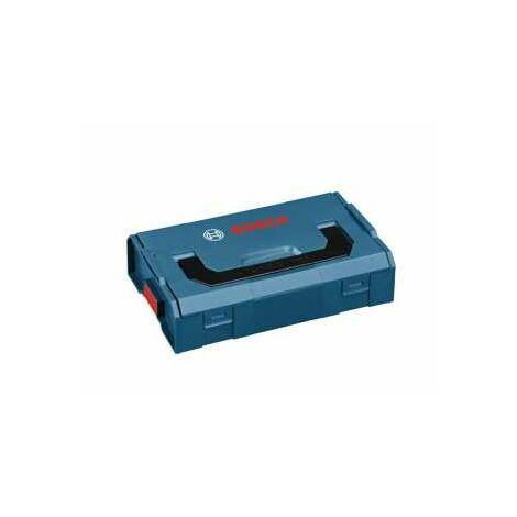 Bosch Kleinsortiment-Box L-BOXX Mini - blau