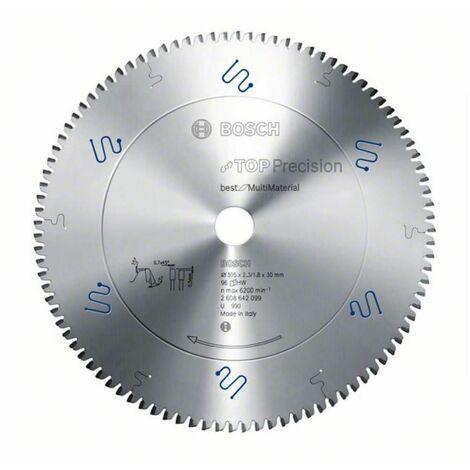 Bosch Kreissägeblatt Top Precision Best for Multi Material, 216 x 30 x 2,3 mm, 64 2608642097