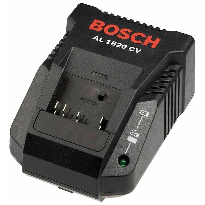 2,0A 230V Bosch Schnellladegerät Li-Ion AL 1820 CV Ladegerät AL1820CV