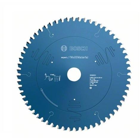 Bosch Lama per sega circolare Expert for Multi Material, 216 x 30 x 2,4 mm, 64 denti