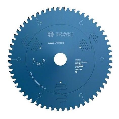 Bosch Lama per sega circolare Expert for Wood 254 x 30 x 2,4 mm, 60