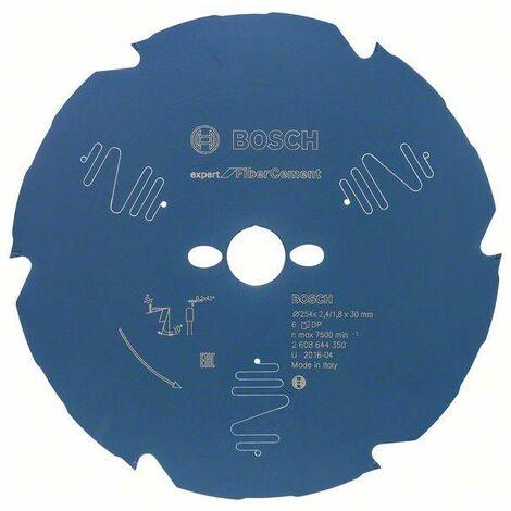 Bosch Lame de scie circulaire EX FC B, 254x30-6, 254 x 300 mm, 6 - 2608644350