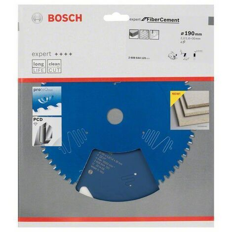 Bosch Lame de scie circulaire EX FC H, 210x30-6, 210 x 30 mm, 6 - 2608644345