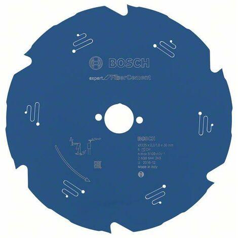Bosch Lame de scie circulaire EX FC H, 235x30-6, 235 x 30 mm, 6 - 2608644348