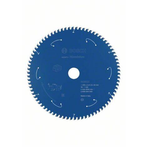 Bosch Lame de scie circulaire Expert for Aluminium pour scies sans fil, 216 x 2 / 1,4 x 30, 66 dents