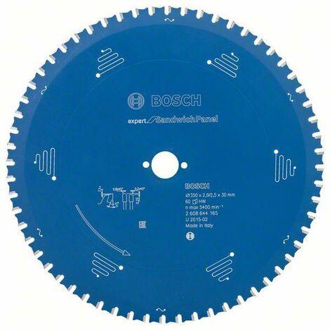 Bosch Lame de scie circulaire Expert for Sandwich Panel, 350 x 30 x 2,9 mm, 60 dents - 2608644165
