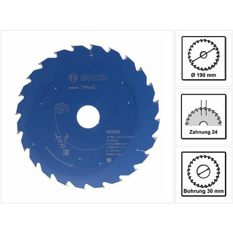 Bosch Lame de scie circulaire Expert for Wood, 165 x 1,5/1 x 20, 12 dents - 2608644506