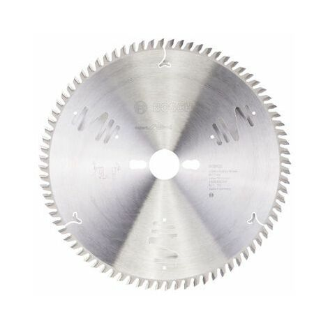 Bosch Lame de scie circulaire Expert for Wood, 250 x 30 x 3,2 mm, 80 dents - 2608642507