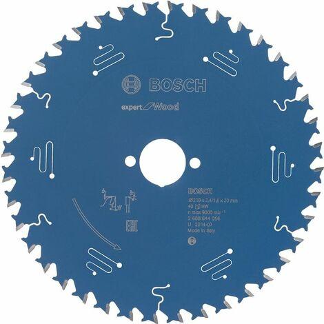 Bosch Lame de scie circulaire Expert pour bois, 210 x 30 x 2,8 mm, 30