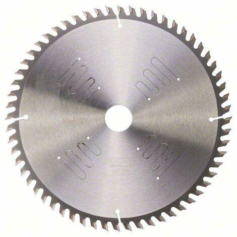 Bosch Lame de scie circulaire Optiline Wood 254 x 30 x 3,2 mm, 60