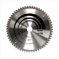 Bosch Lame de scie circulaire Optiline Wood OP WO B 254x30-60 254 mm 60 Dents ( 2608640444 )