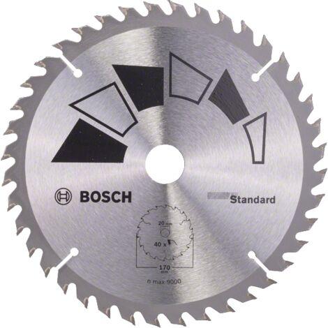 Bosch Lame de scie circulaire STANDARD