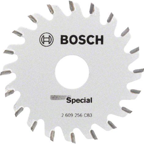 Bosch Lame de scies circulaires pour scies plongeantes et scies circulaires portatives