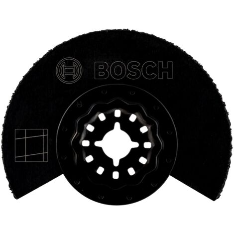 Bosch Lame segment LMT au carbure Starlock Grout and Abrasive