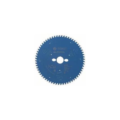 BOSCH Lames scie à onglet radiale Expert for Aluminium