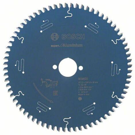 Bosch Lampe de scie circulaire Expert for Aluminium 210 x 30 x 2,8/1,8 x 72