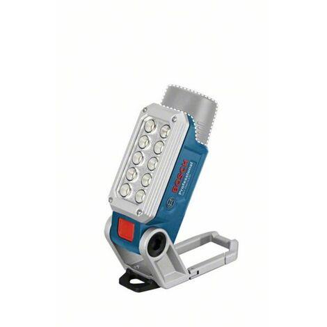 Bosch Lampe sans fil GLI DeciLED / GLI 12V-330. (sans batterie / sans chargeur)