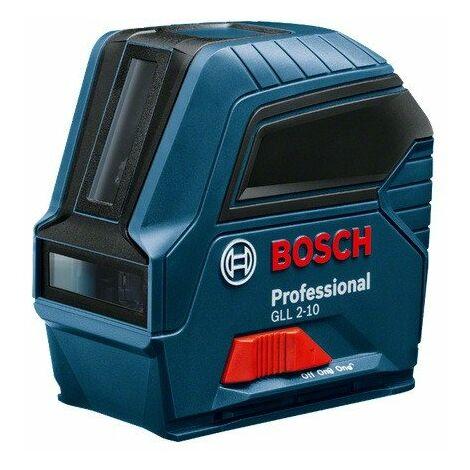 """main image of """"Bosch - Laser a linea rossa 2 linee 10 m di portata - GLL 2-10 -"""""""