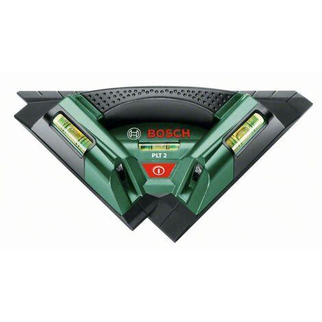 Bosch Laser ? croix et en ligne pour carreleur PLT 2/7 m?tres