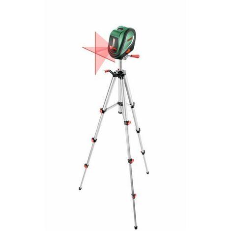 Bosch Laser en croix UniversalLevel 2 avec trépied en aluminium 1,1 m