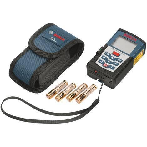 Bosch Laser-Entfernungsmesser DLE 70 inkl. Schutztasche