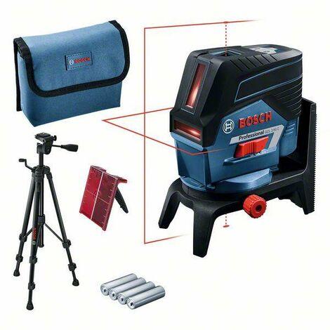Bosch Laser points et lignes GCL 2-50 C, avec Trépied BT 150 - 0601066G02