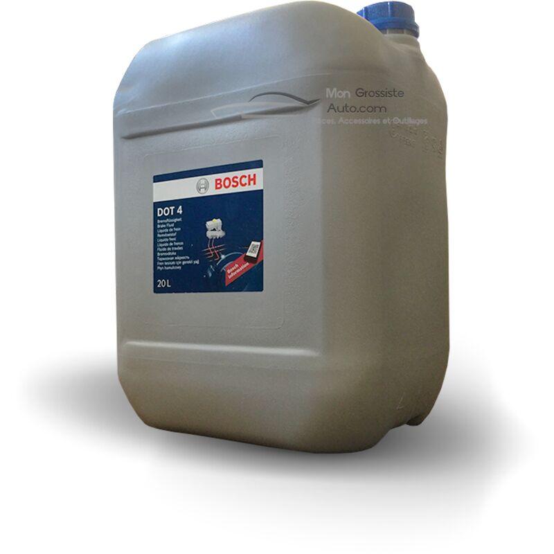 Liquide de frein DOT 4 20 Litre - Bosch