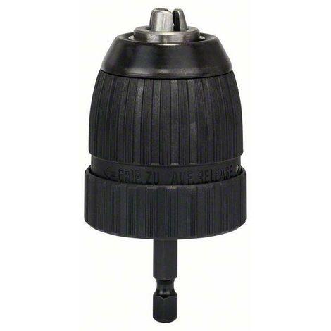 "Bosch Mandrin automatique jusqu'à 10 mm, 1-10 mm, 1/4""-6 - 2608572075"