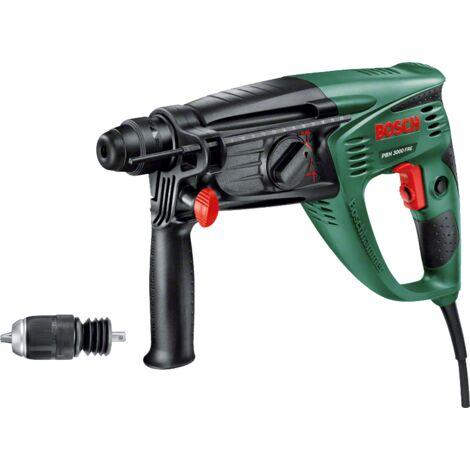 Bosch Marteau perforateur PBH 3000 FRE 750W coffret et accessoires 0603393200