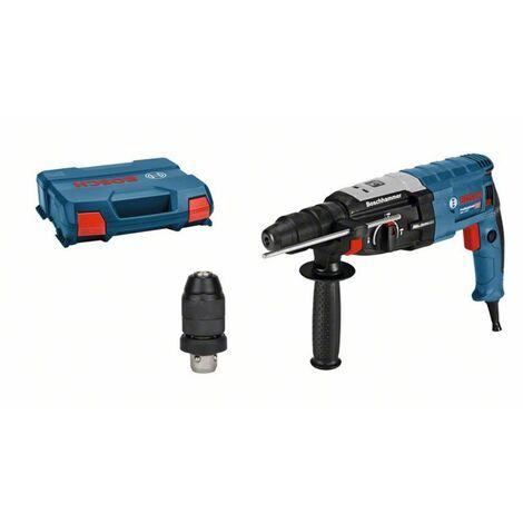 Bosch Martillo perforador SDS-Plus GBH 2-28 F + portabrocas intercambiable + maletín