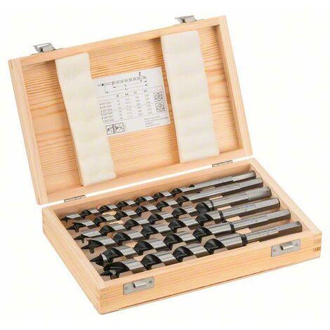 Bosch Mèches à simple spirale, set de 6 pièces 10, 12, 14, 16, 18, 20 mm/235 mm