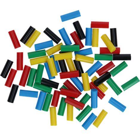 Bosch Mélange de bâtonnets de colle colorés pour Gluey