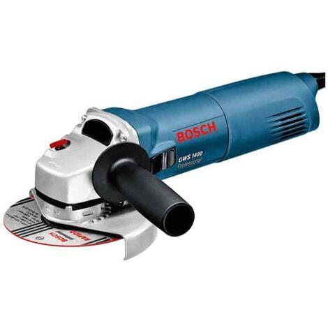 BOSCH Meuleuse Ø125 mm 1400 W GWS1400 - 0601824800