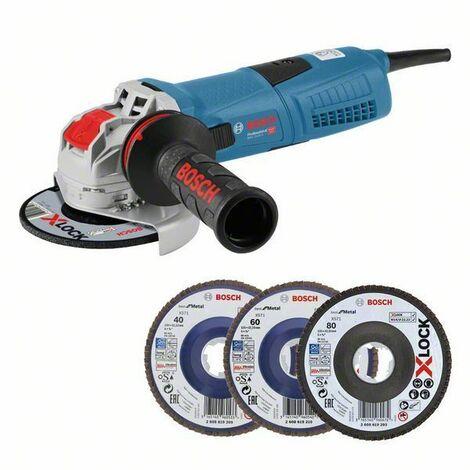 Bosch Meuleuse angulaire GWX 13-125 S - 06017B6002