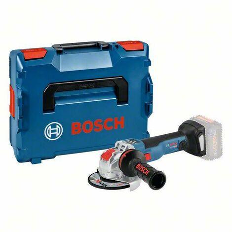 Bosch Meuleuse angulaire sans fil GWX 18V-10 SC, sans accu ni chargeur, L-BOXX - 06017B0400