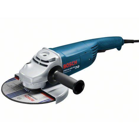 Bosch - Meuleuse d'angle Ø 180mm 2400W - GWS 24-180 JH Professional