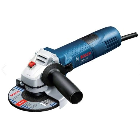 Bosch - Meuleuse d'angle 720W Ø 125 mm - GWS 7-125 Professional - TNT