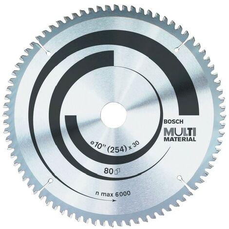 Bosch Multi Material circular saw blade 216 x 30 x 2.5 mm. 80 2608640447