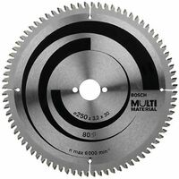 BOSCH - Multimaterial 216x2.5/1.8x30D: 80TR-F