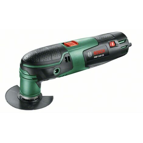 Bosch Outil multi-usages PMF 220 CE - 0603102000