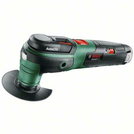 Bosch Outil multifonctions sans-fil UniversalMulti 12, sans batterie ni chargeur - 0603103000