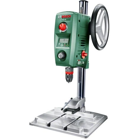 Bosch PBD 40 Trapano a Colonna, 710 W, per Acciaio e Legno, 13 mm e 40 mm