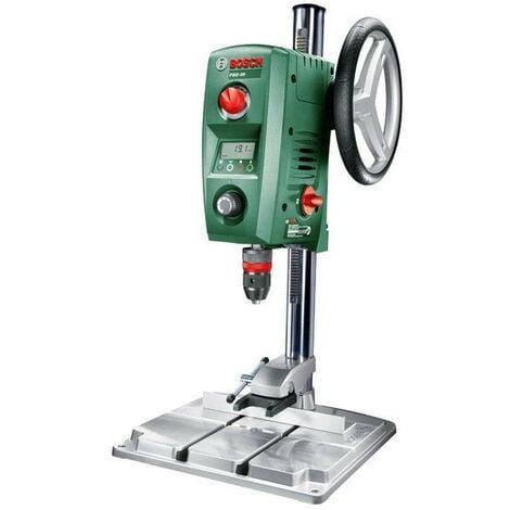 Facilidad y precisión de los ajustes de un taladro de columna