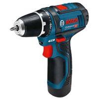 Bosch perceuse visseuse 12v 2ah - gsr12v-15 (l-boxx) 0601868109