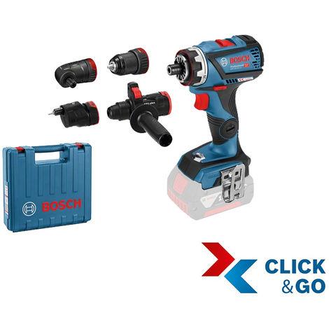 Bosch Perceuse-visseuse sans fil GSR 18V-60 FC, Solo Version - 06019G7105