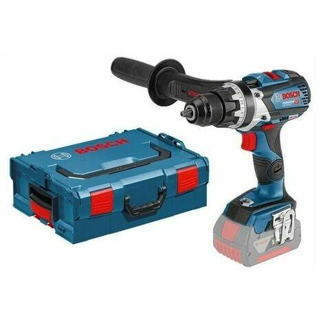 Bosch Perceuses-visseuses sans fil GSR 18V-85 C Professional avec L-BOXX (sans chargeur ni batterie)
