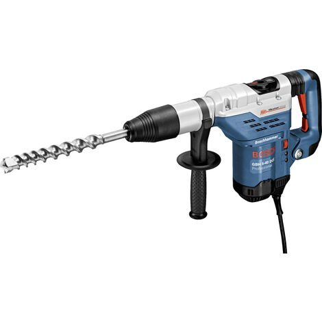 BOSCH Perforateur burineur SDS Max 1150W GBH 5 40 DCE 0611264000