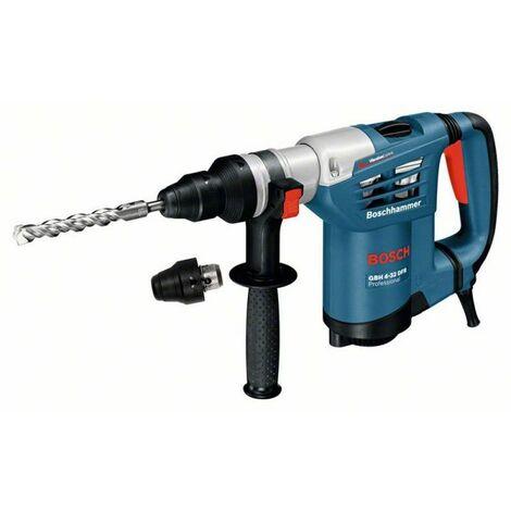 Bosch Perforateur-burineur Sds Plus + Mandrin 32mm 4,2 J 900W GBH 4-32 DFR